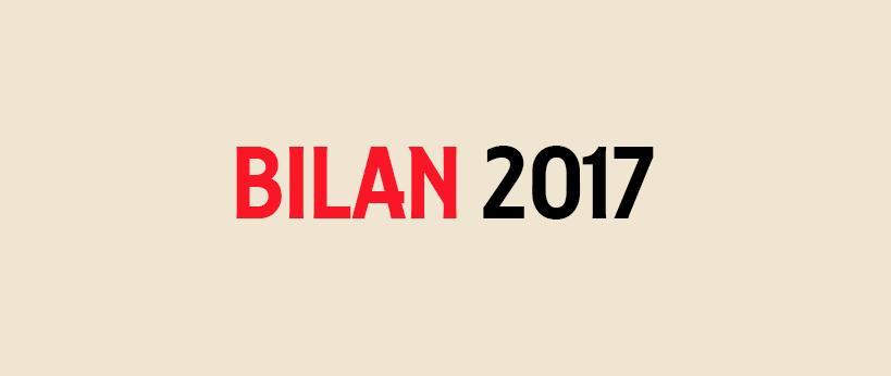 Bilan 2017