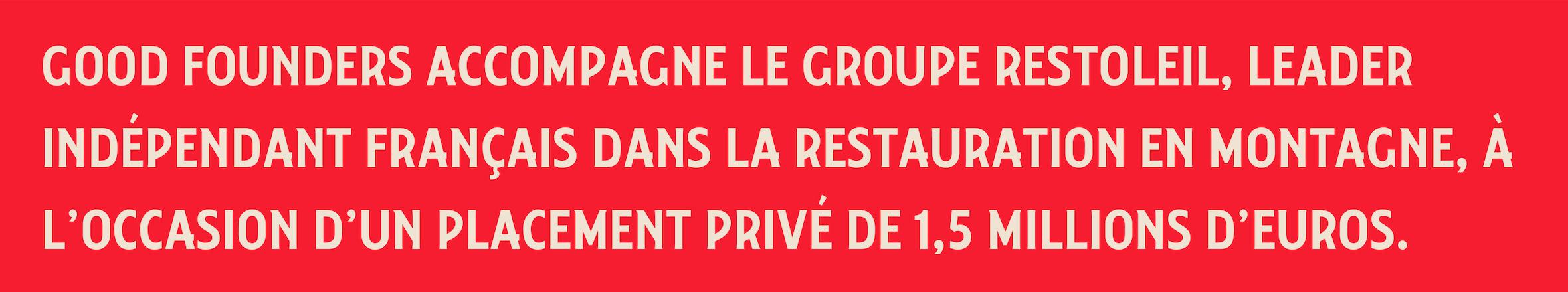 Groupe Restoleil