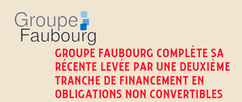 Groupe Faubourg